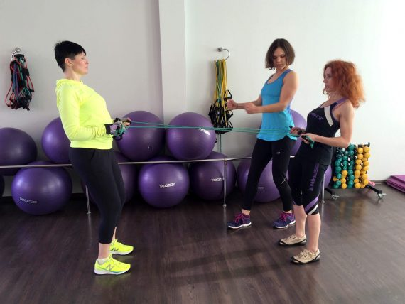 Зачем нужно заниматься фитнесом