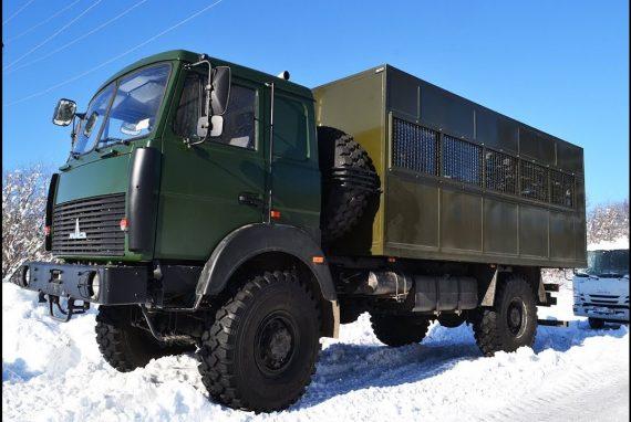 Вахтовый автобус на базе МАЗ – проверенный и надежный транспорт от производителя